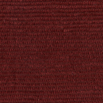 02 Chenille Rib Claret Red 61 Swatch