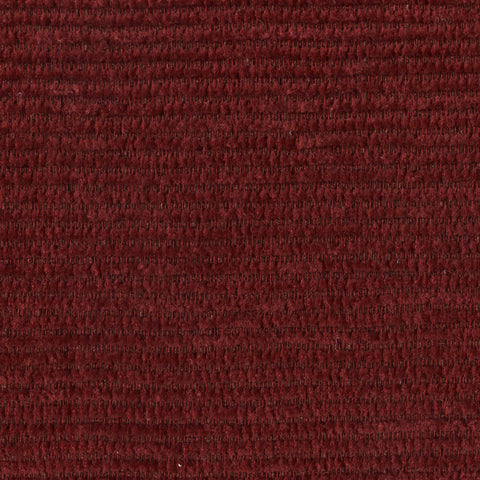 02 Tight Race Chenille Claret Red 61 Swatch