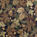 Woodlands Forest Floor Swatch | Barnett Home Decor