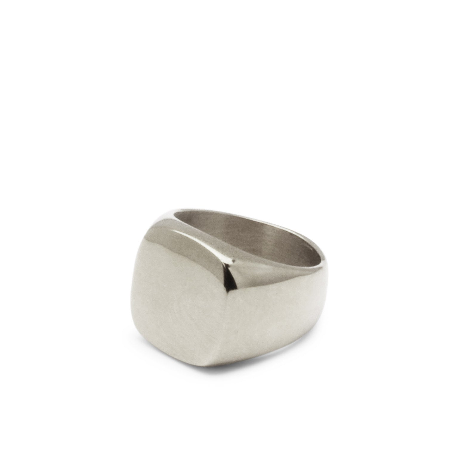 bossbabe nora products bossbaberingsingle ring signet kogan silver