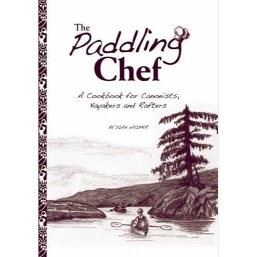 The Paddling Chef (Book)
