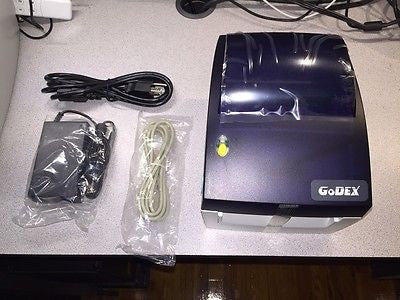 Refurbished GoDEX EZ-DT4 Thermal Label Printer With Ethernet - Solutionsgem