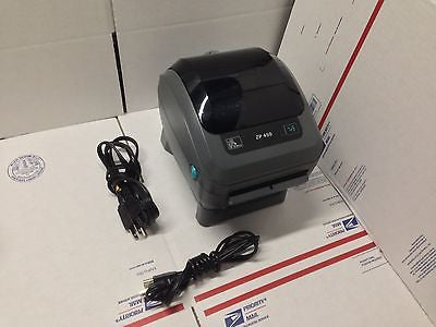 New Zebra ZP 450 Label Thermal Bar Code Printer With Adjustable Arms ZP450-0501-00068 - Solutionsgem