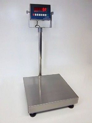 "Scale Weighing Systems SWS-7611MS-16 Series 16"" X 16"" 400 Lb NTEP Legal For Trade Bench Scale"