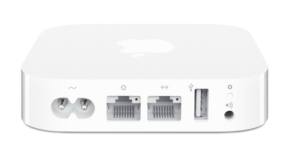 Refurbished USB Zebra Printer Apple AirPort Express WiFi Server MC414LL/A Extender - Solutionsgem