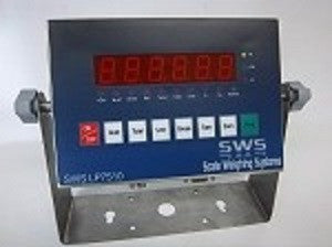 Scale Weighing Systems LP7510 SS LED With Dual Input Indicator