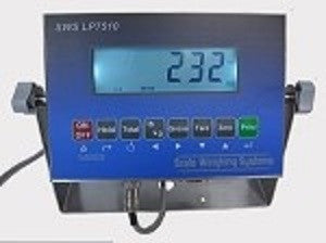Scale Weighing Systems LP7510W SS LCD Washdown Indicator