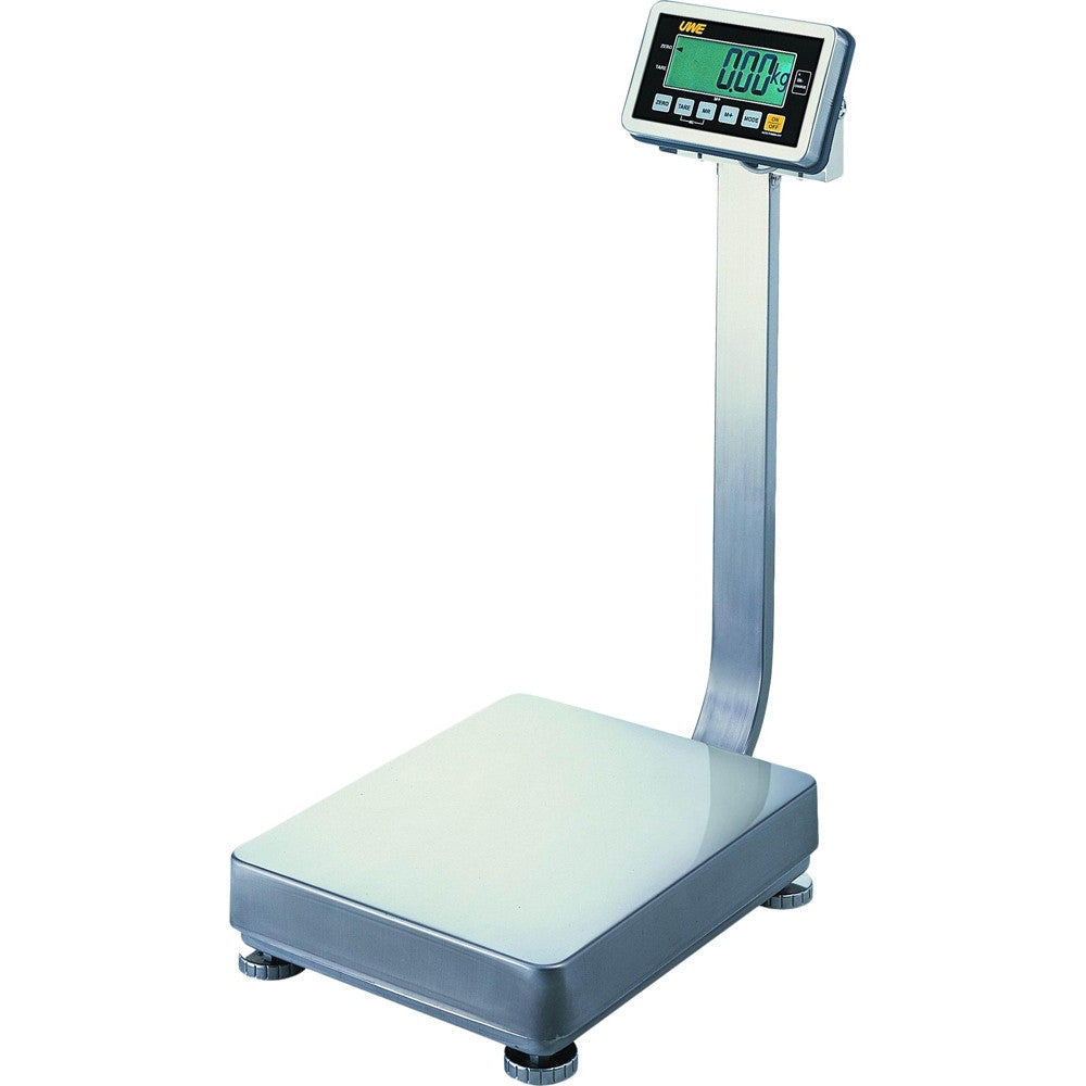 FS-300 660 Lb Stainless Steel Washdown Industrial Bench Scale - Solutionsgem