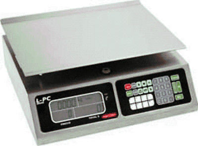 Tor-Rey LPC-40L 40 Lb NTEP Legal For Trade Price Computing Scale