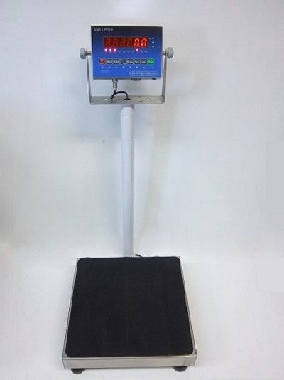 Scale Weighing Systems SWS-7611PS 660 Lb Digital Physicians Scale