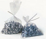 "Clear Poly Bags 2"" X 3"" Various Quantities Available - Solutionsgem"