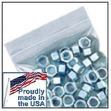 "Clear Re-closeable Poly Bags 3"" X 5"" Various Quantities Available - Solutionsgem"