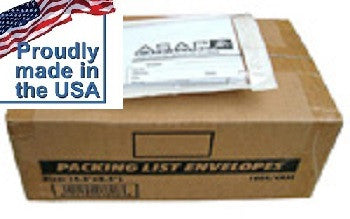 "Small Packing List Envelopes 4.5"" X 5.5"" Various Quantities Available"