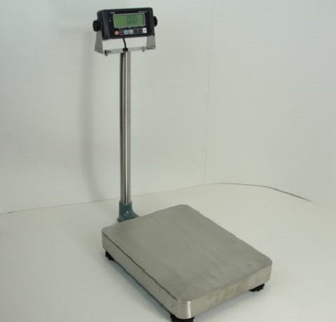 TitanN B200 NTEP Legal For Trade Approved Industrial Bench Scale 200 Lbs
