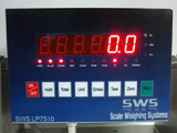 Scale Weighing Systems SWS-7623DVS-LED 800 Lb Digital Veterinary Scale