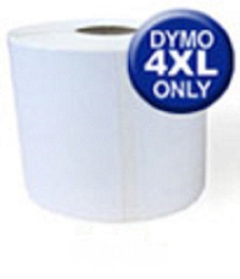 "4"" X 6"" Dymo Compatible 1744907 Thermal Labels Various Quantities Available - Solutionsgem"