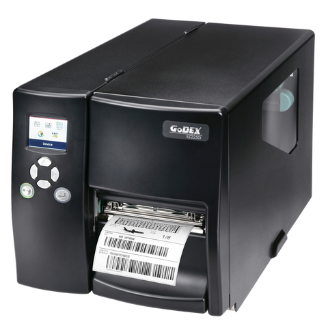 GoDEX EZ2250i Industrial Direct Thermal/Thermal Transfer Printer - Solutionsgem