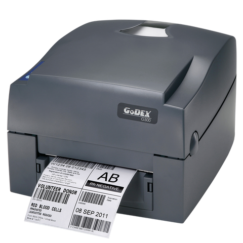 GoDEX G500 Direct Thermal/Thermal Transfer Printer - Solutionsgem
