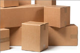 Corrugated Brown Shipping Boxes 8 X 6 X 4 Various Quantities Available - Solutionsgem