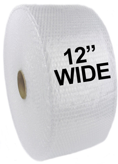 "3/16"" Small Bubble Roll 350ft/Roll 12"" Wide Various Quantities Available - Solutionsgem"
