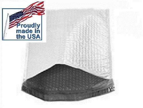 "#00 Poly BUBBLE MAILERS Padded Envelopes 5"" X 9"" Various Quantities Available - Solutionsgem"