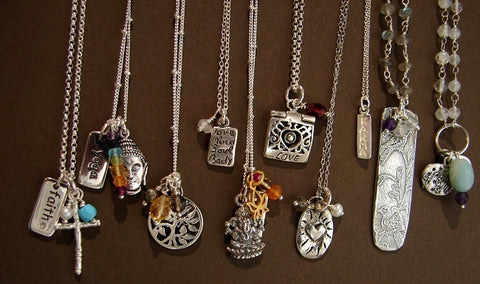 Meaningful Jewelry with Sacred symbols