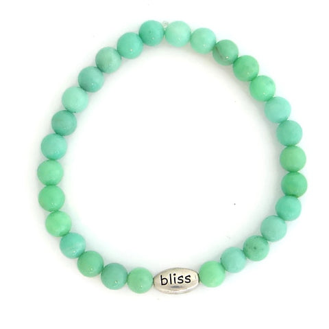 Follow Your Bliss bracelet
