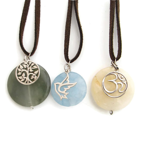 Journey Necklace | Yoga Jewelry