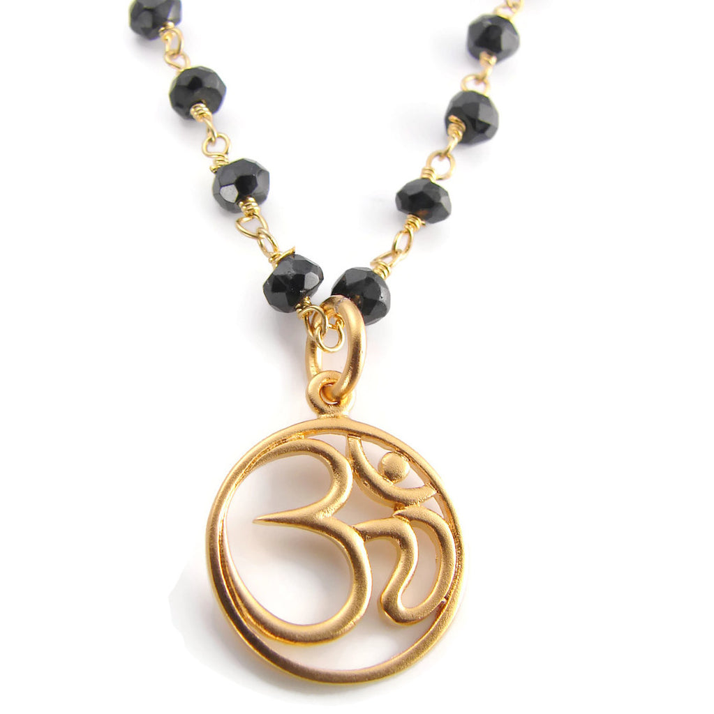 OM Mangalsutra Necklace