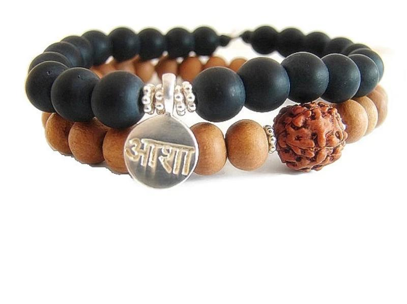 Hope Bracelets | Shivas Dance Bracelets | Eternal Law of Nature - Pranajewelry - 1