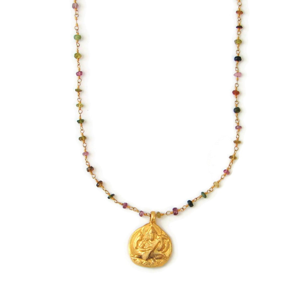 Saraswati Necklace
