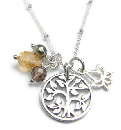 Tree of life Jewelry Necklace