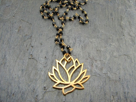 Mangalsutra Necklace | Yoga Jewelry