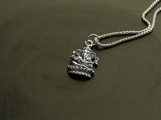 Mens Ganesh Necklace