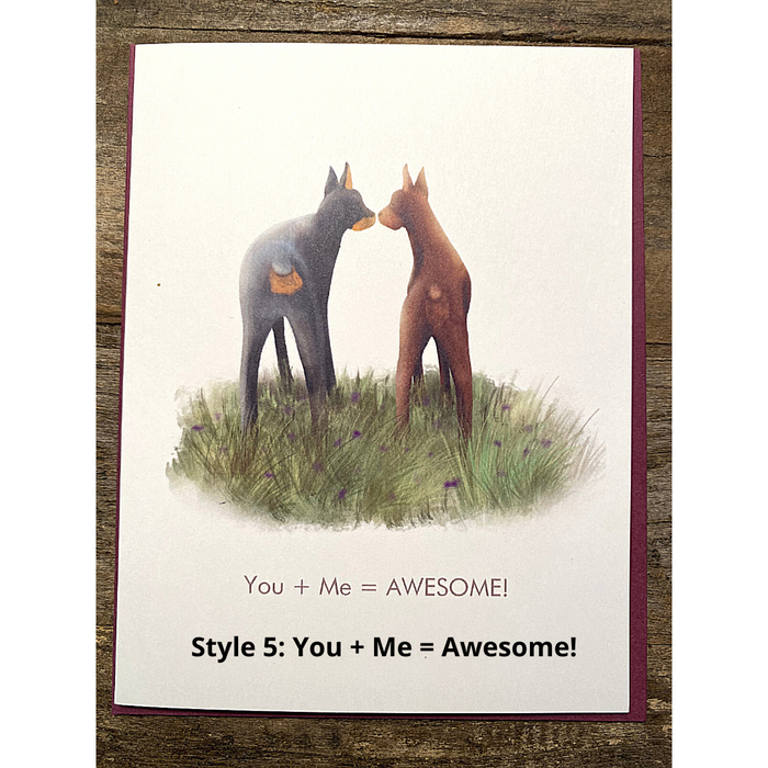 Style #5: You + Me = Awesome!