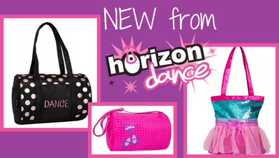 New Dance Bags in Stock!