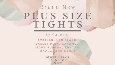 New Plus Size Tights