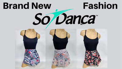 New So Danca Fashion