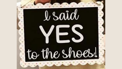 "Say ""Yes"" to the Shoes at Relevé!"