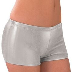 2100-M Child Metallic Boy Cut Brief