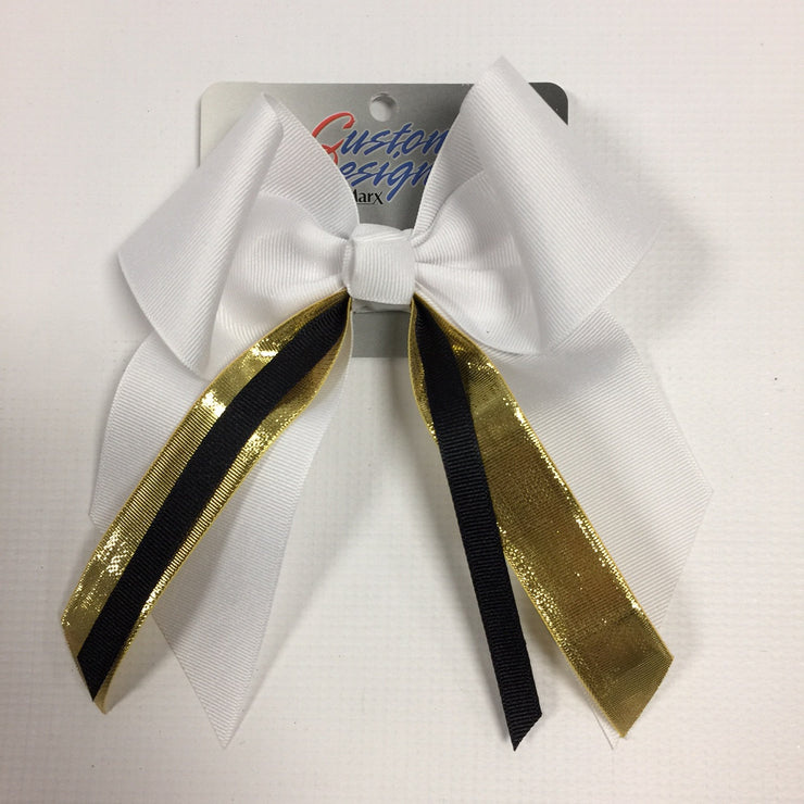 LB200MR Large Bow w/Metallic Ribbon