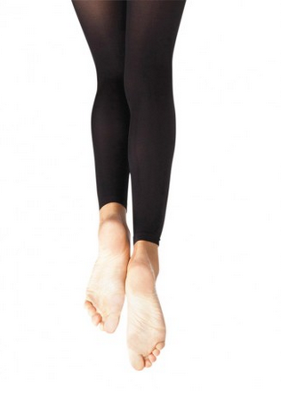 1917X Ultrasoft Childrens Footless Tights