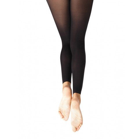 1917 Ultrasoft Adult Footless Tights