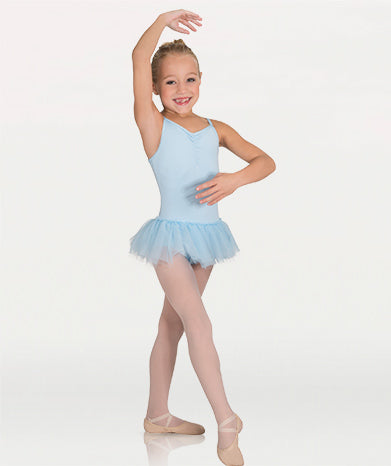 2231 Child Tutu Cami Leotard