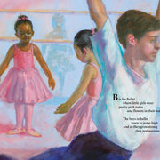 T is for Tutu: A Ballet Alphabet