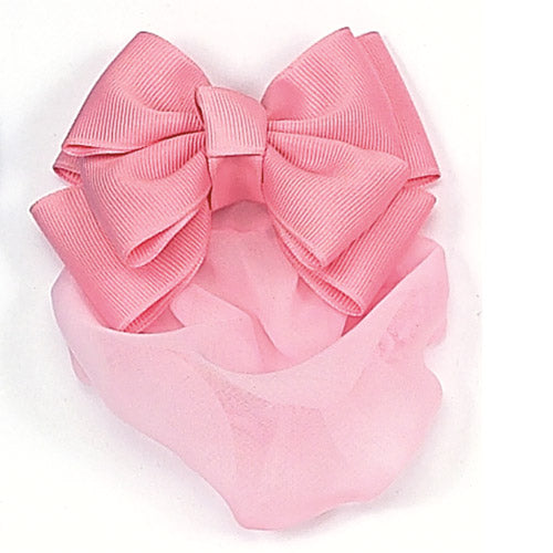4022 Grosgrain Loop Bow Snood