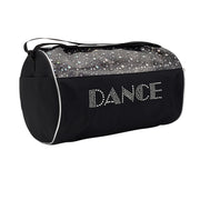 "44916 Flashy ""Dance"" Duffel Clear Top"