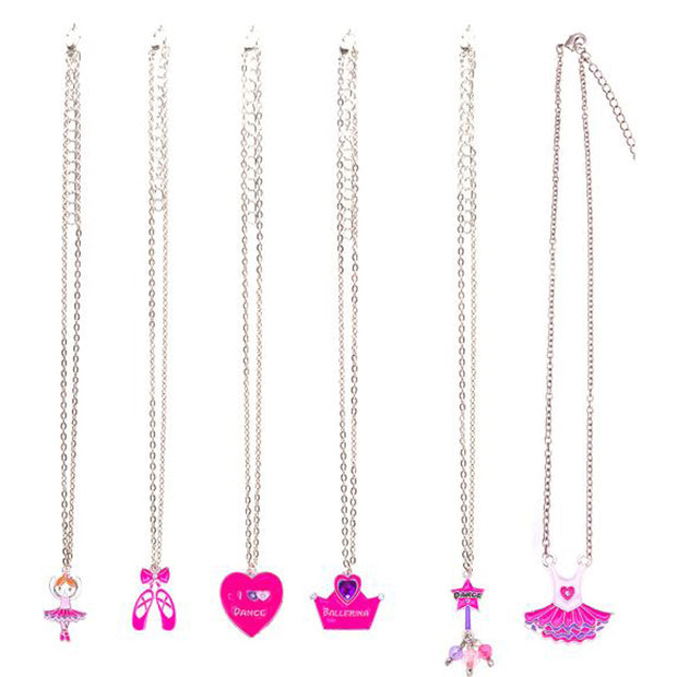50524 Adorable Dance Necklace