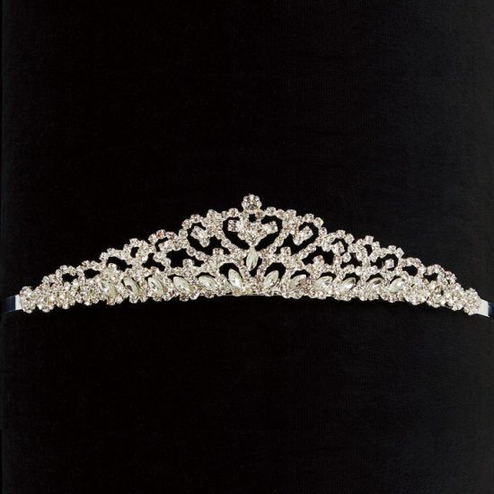 5107 Beveled Jewel Tiara