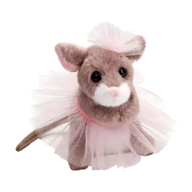 647 Tippy Toe Mouse w/Pink Tutu